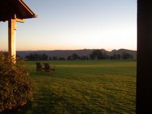 Sunrise Spicers Peak